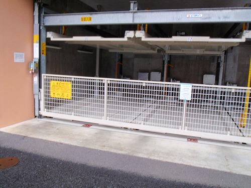 11 フェンス枠 施工完了