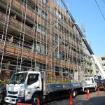 大規模修繕工事の着工 2020.04.18