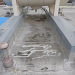 漏水による屋上防水改修工事 (アスファルト露出防水) 2020.05.22