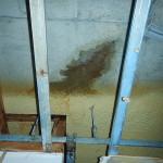 マンション屋上階天井からの漏水 2020.10.10