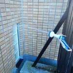外壁タイル・ガラスブロックの漏水調査 2020.11.21
