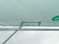モルタル充填工法(鉄筋爆裂叉は欠損の場合)手順1