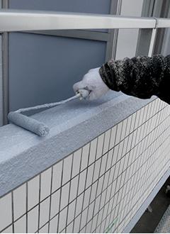 外壁塗装工事について