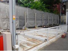 機械式駐車場解体・舗装の工程4