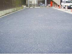 機械式駐車場解体・舗装の工程19