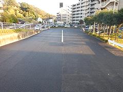 マンション駐車場舗装改修工事工程9