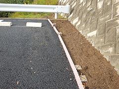 マンション駐車場舗装改修工事工程10