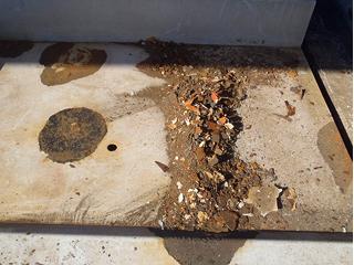 機械式駐車場パレットの劣化現象4