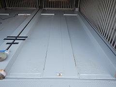 機械式駐車場パレット補修塗装の工程3