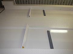 機械式駐車場パレット補修塗装の工程12