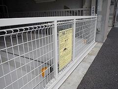 機械式駐車場パレット補修塗装の工程15