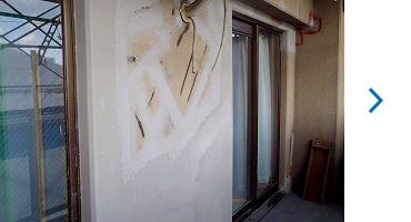 ③雑壁復旧完了