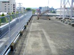 マンションの屋上防水層の種類1