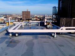 マンションの屋上防水層の種類2