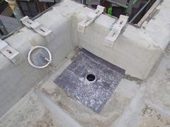 ウレタン塗膜防水工法 施工の状況12