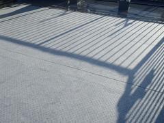 ウレタン塗膜防水工法 施工の状況16