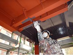 マンション駐車場舗装改修工事工程15