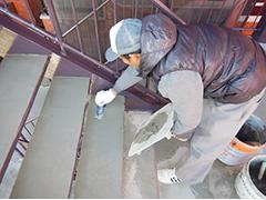 マンション駐車場舗装改修工事工程8