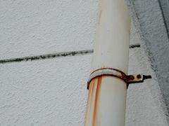 竪樋、吊り金物