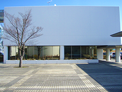仙台市ガス局港工場管理棟改修工事イメージ