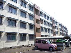 仙台市若林市営住宅外壁等改修工事(計5棟施工)イメージ