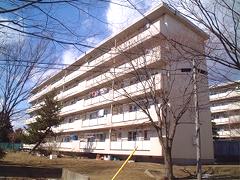 県営将監住宅31号棟財務局中江住宅イメージ