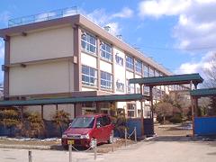 仙台市立将監小学校耐震改修塗装工事イメージ