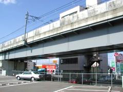 仙台市交通局八乙女第2架道橋塗装工事イメージ