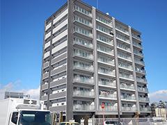 サンデェル名取震災復旧工事イメージ