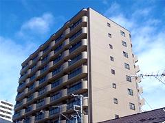 ロイヤルパレス高砂震災復旧工事イメージ