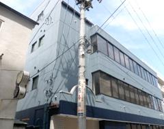オフィスビル外壁改修工事例