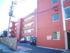 宮町ハイツ大規模修繕工事イメージ