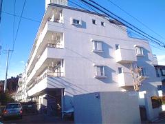 米ヶ袋第5パークマンション外壁改修工事イメージ