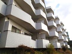 ライオンズマンション香澄町ガーデン外壁改修工事イメージ