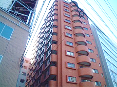 ライオンズマンション本町大規模修繕工事イメージ
