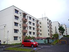 仙台市川平市営住宅外壁等改修工事(計5棟施工)イメージ