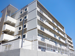仙台市鹿野復興公営住宅新築工事イメージ